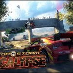 Motor storm video game