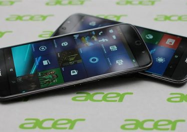 Acer BeTouch E400 Smartphone to Hit Market Soon at Stock Watch