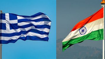 Greece and India