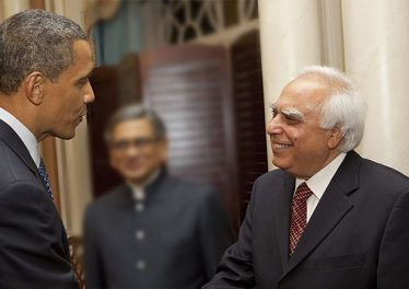 Sibal sees role for PSUs in adult education programme at Stock Watch