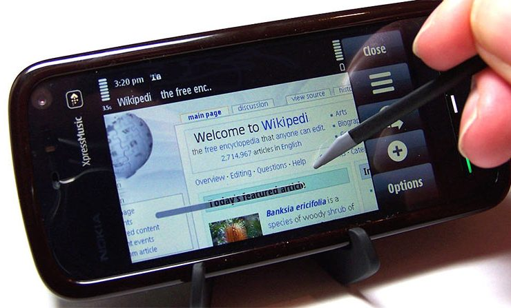 Nokia 5800 Xpress Music Phone