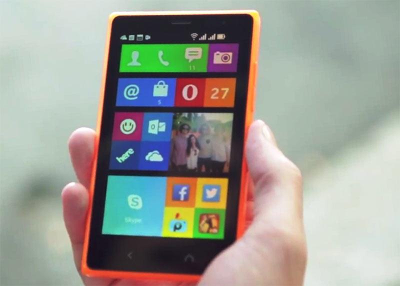 Nokia X2 Mobile